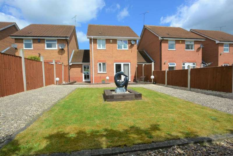 3 Bedrooms Semi Detached House for rent in Newton close