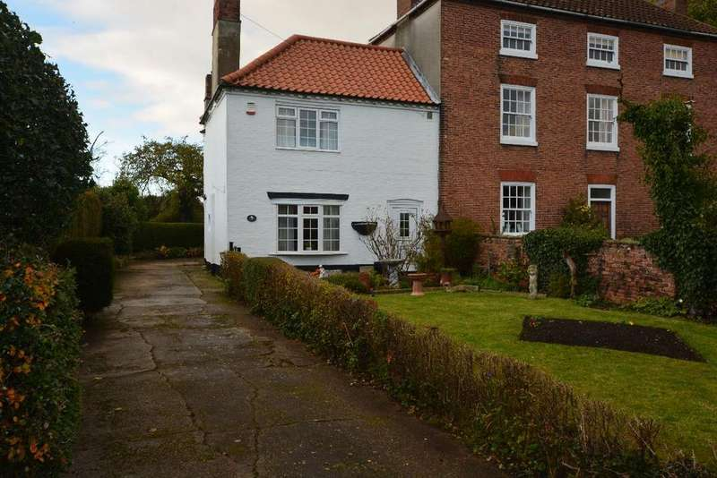 2 Bedrooms Cottage House for rent in Church Lane, Mattersey
