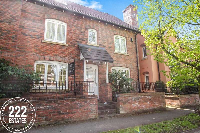 3 Bedrooms Semi Detached House for rent in The Shambles, Knutsford, WA16