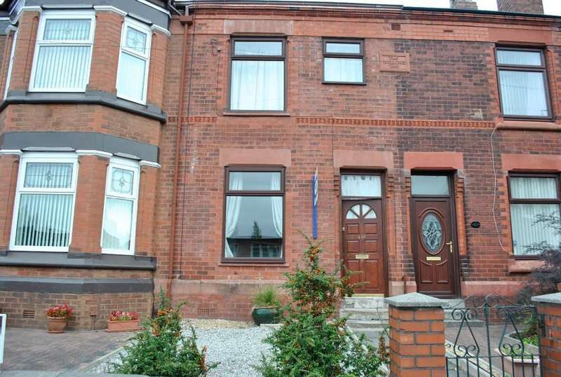 3 Bedrooms Terraced House for rent in Clipsley Lane, Haydock, St Helens, WA11