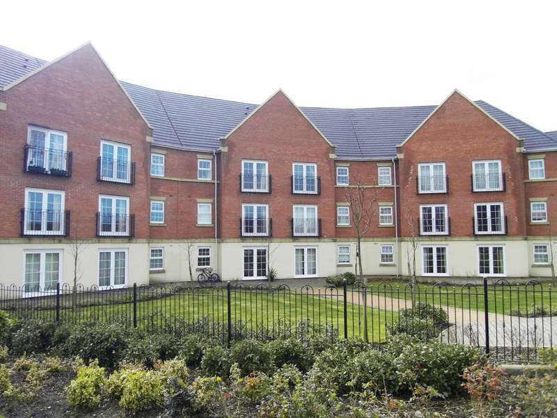 2 Bedrooms Apartment Flat for rent in Perthshire Grove, Buckshaw Village PR7