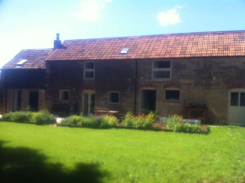3 Bedrooms Barn Conversion Character Property for rent in Chesterblade, Nr Shepton Mallet