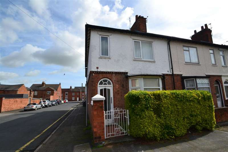 5 Bedrooms Terraced House for sale in Hudson Street, Loughborough