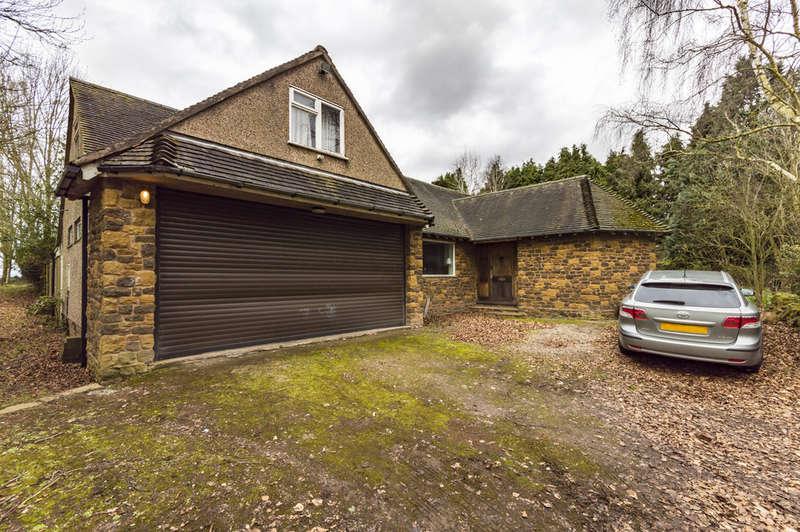 3 Bedrooms Detached Bungalow for sale in Crossway Green