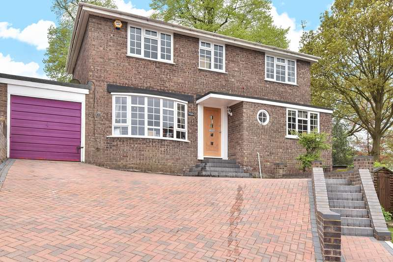 4 Bedrooms Detached House for sale in Avon Grove, Bracknell, RG12