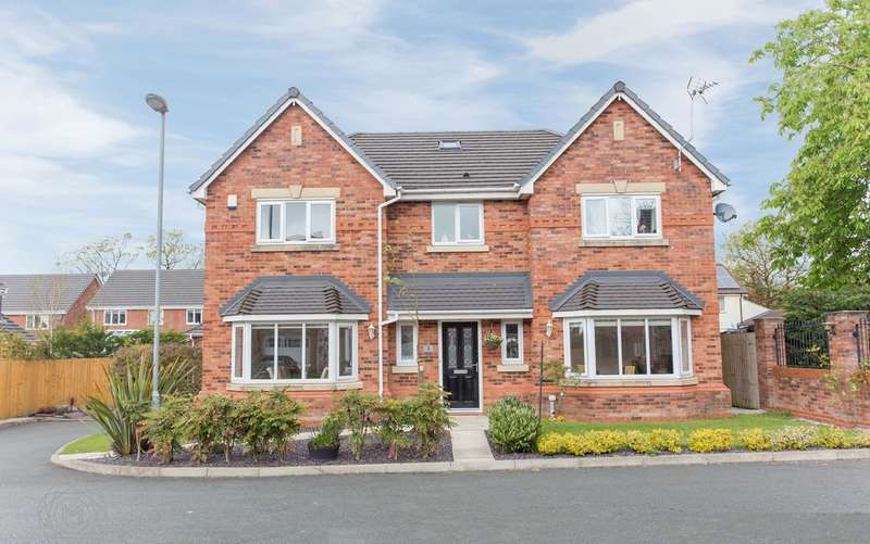 7 Bedrooms Detached House for sale in Kendal Gardens, Clayton-Le-Woods, PR25