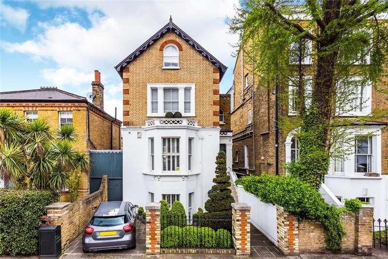 5 Bedrooms Detached House for sale in Elsynge Road, Wandsworth, London, SW18