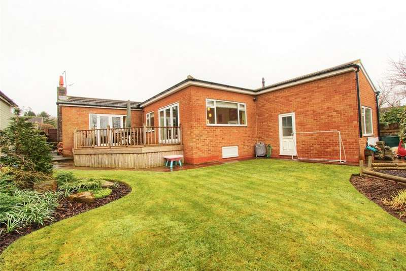 3 Bedrooms Detached Bungalow for sale in Beech Grove, Maltby