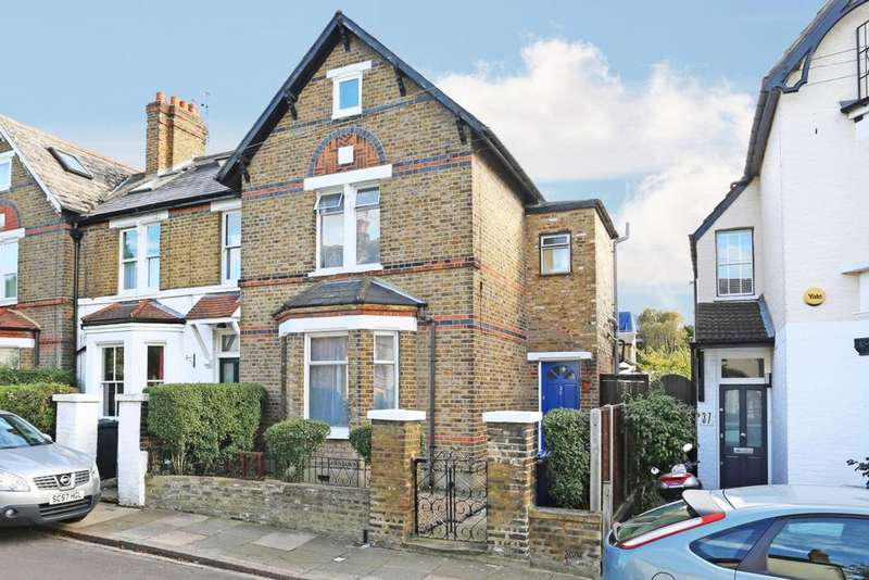 4 Bedrooms End Of Terrace House for sale in St Marks Road, Hanwell, W7