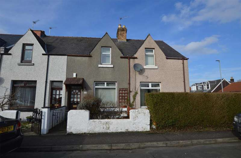 3 Bedrooms Terraced House for sale in 27 Hamilton Street, Kilwinning, KA13 7AG