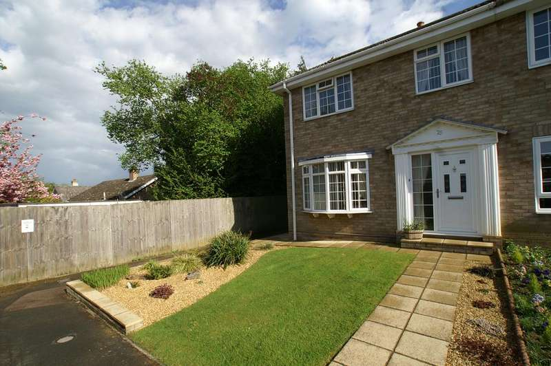 3 Bedrooms Semi Detached House for sale in The Paddocks, Bures, Essex CO8