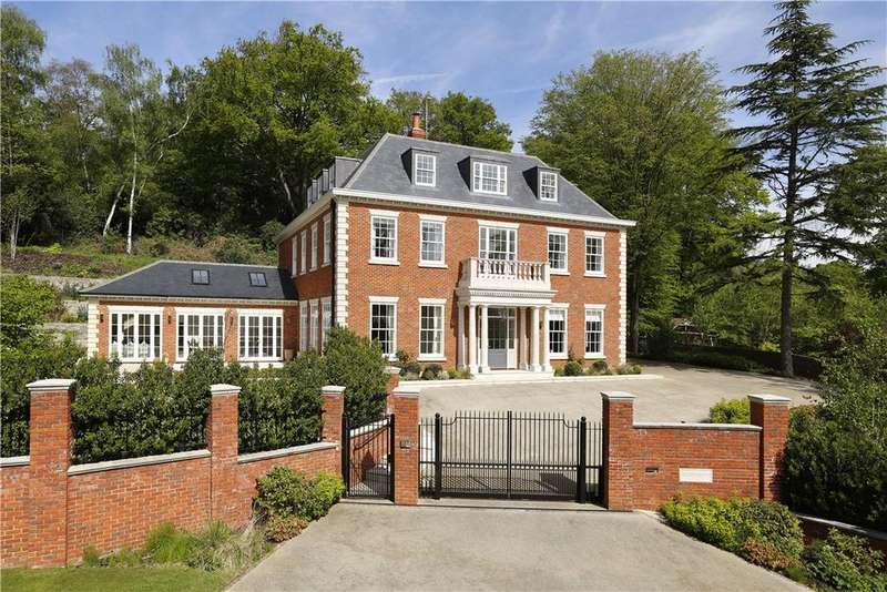 7 Bedrooms Detached House for sale in Coombe Park, Kingston Upon Thames, KT2