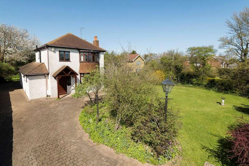 3 Bedrooms Detached House for sale in Berengrave Lane, Rainham, Gillingham, ME8