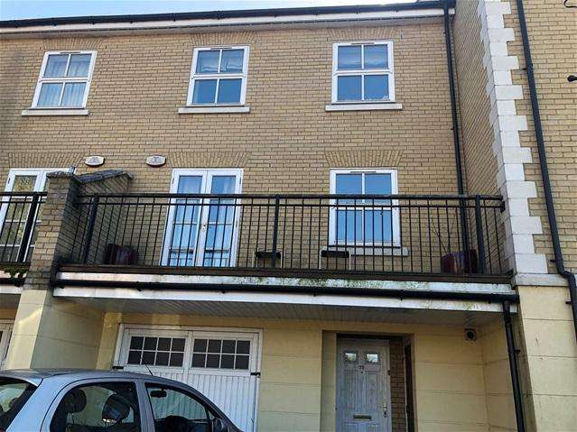 4 Bedrooms Terraced House for sale in Albany Gardens, Colchester