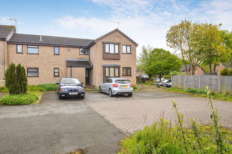 1 Bedroom Flat for sale in Laithwaite Close, Leicester, LE4