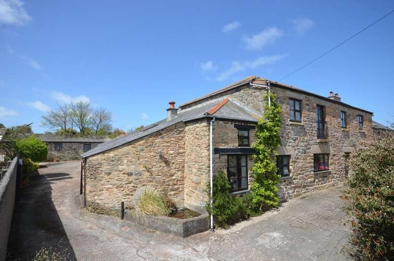 4 Bedrooms Barn Conversion Character Property for sale in Penwinnick Road, St. Agnes