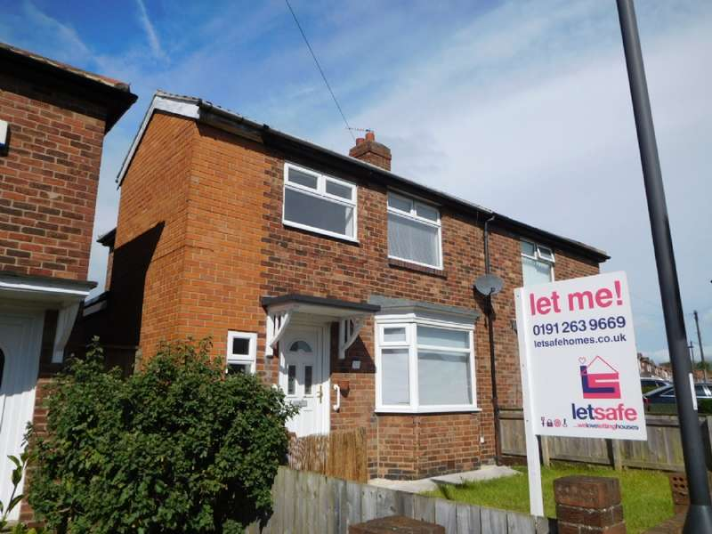 3 Bedrooms Semi Detached House for rent in Tynedale Ave, Kings Est, Wallsend NE28 9LR. **Super family home**