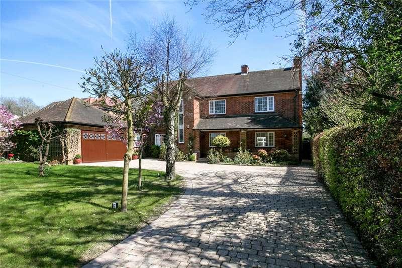 5 Bedrooms Detached House for sale in School Lane, Seer Green, Beaconsfield, Buckinghamshire, HP9