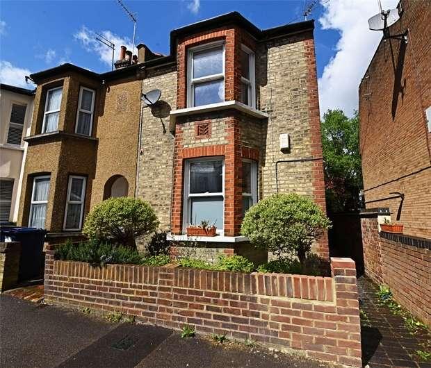 2 Bedrooms End Of Terrace House for sale in Brackenbury Road, East Finchley, N2