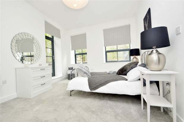 2 Bedrooms Flat for sale in Riverside Mill, George Street, Glossop, Derbyshire