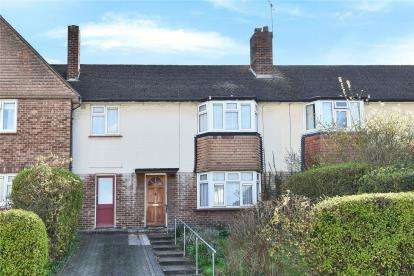 3 Bedrooms Terraced House for sale in Imperial Way, Chislehurst