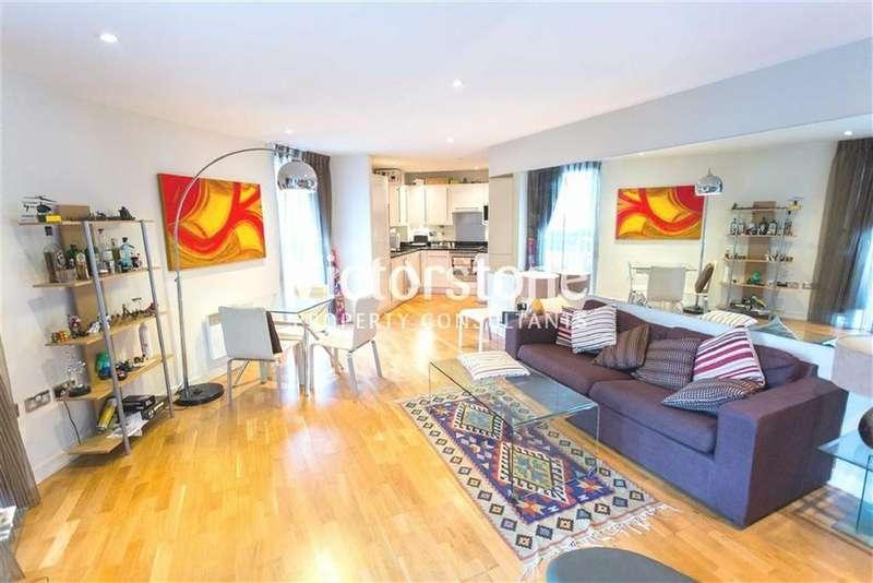 2 Bedrooms Flat for sale in Basire Street, Angel, London