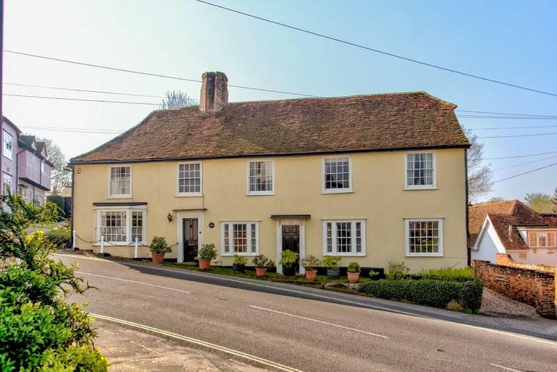 6 Bedrooms Detached House for sale in Church Hill, Finchingfield