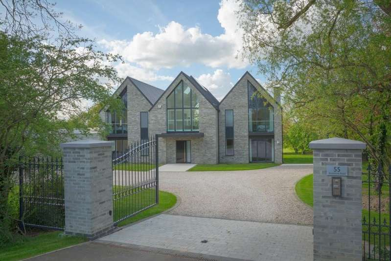 5 Bedrooms Detached House for sale in Boxworth Road, Elsworth