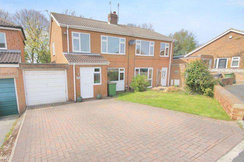 3 Bedrooms Semi Detached House for sale in Hummersea Close, Brotton
