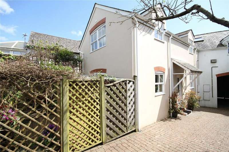 2 Bedrooms Semi Detached House for sale in South Street, Totnes, TQ9