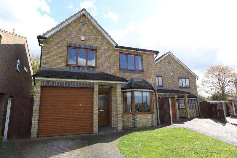 4 Bedrooms Detached House for sale in Trinity Close, Rayleigh, Essex