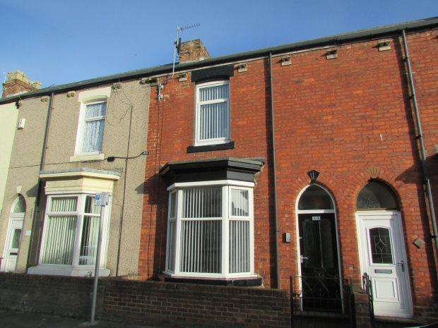 2 Bedrooms Terraced House for sale in OSBOURNE ROAD, PARK ROAD, HARTLEPOOL