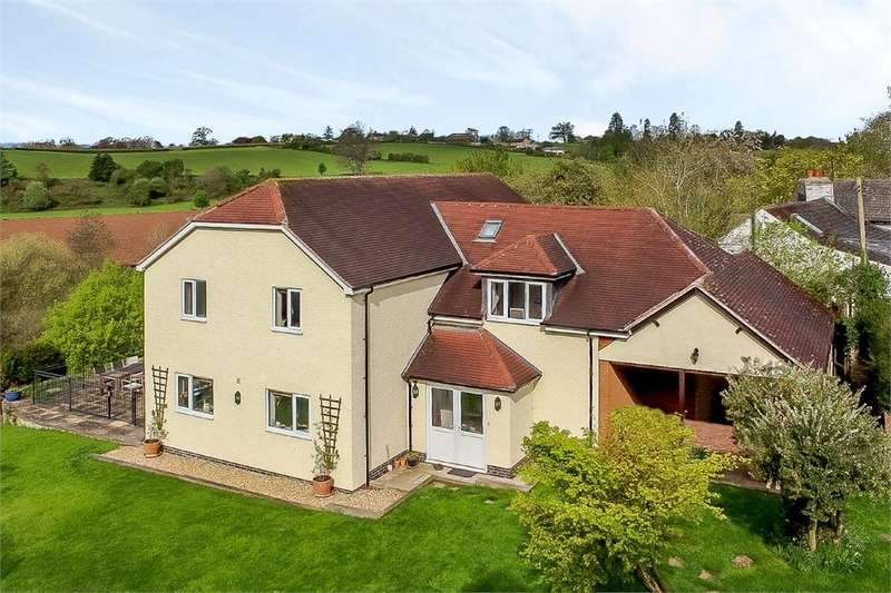 5 Bedrooms Detached House for sale in Breinton Common, Herefordshire