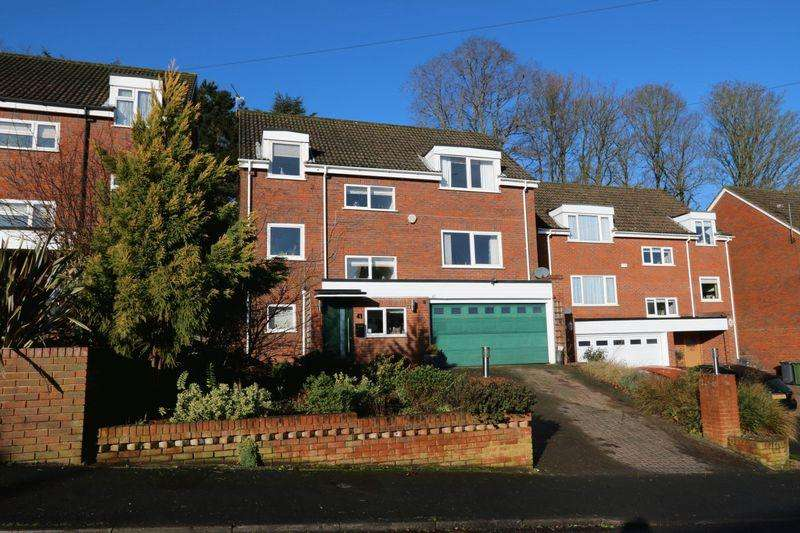4 Bedrooms Detached House for sale in Amersham Hill Drive, High Wycombe