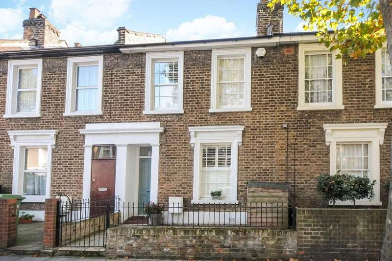 3 Bedrooms Terraced House for sale in Chadwick Road, Peckham Rye
