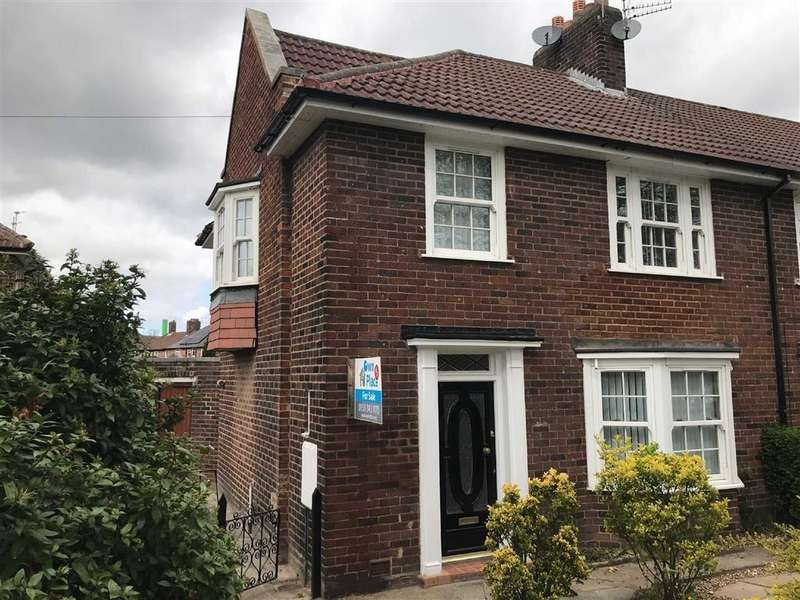 3 Bedrooms Terraced House for sale in Brookside Avenue, Liverpool, Merseyside