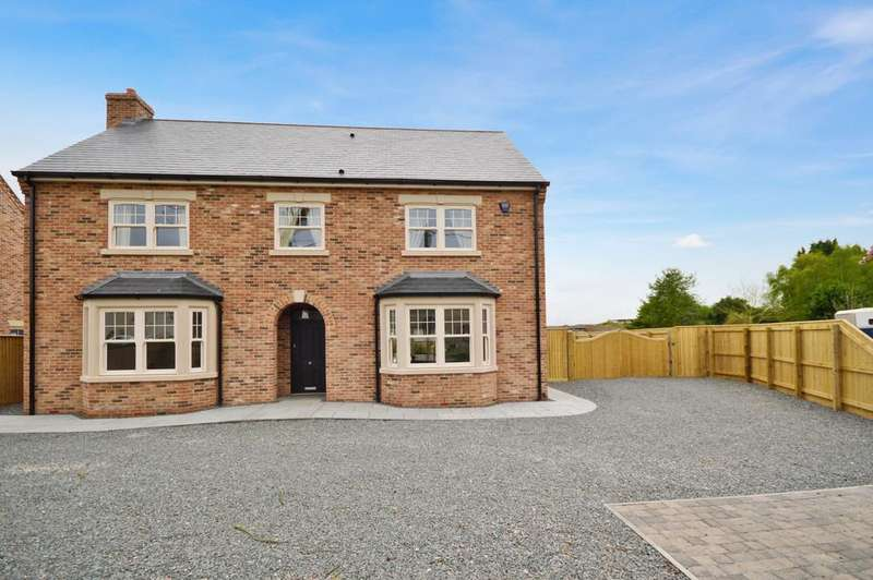 5 Bedrooms Detached House for sale in St Peters Road, Upwell