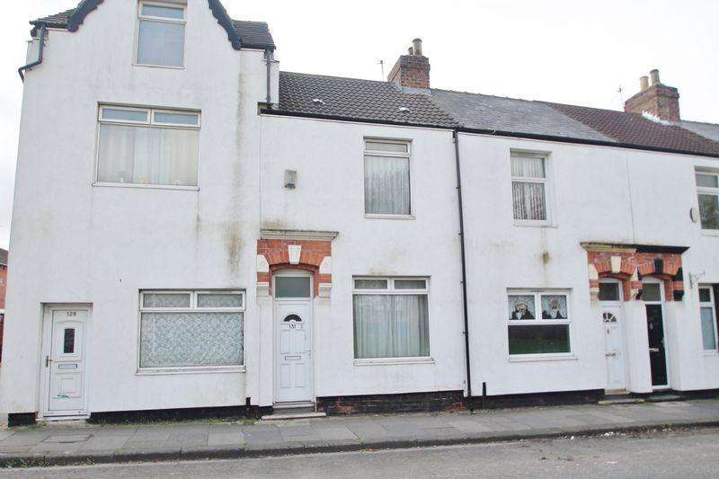 3 Bedrooms Terraced House for sale in Union Street, Middlesbrough