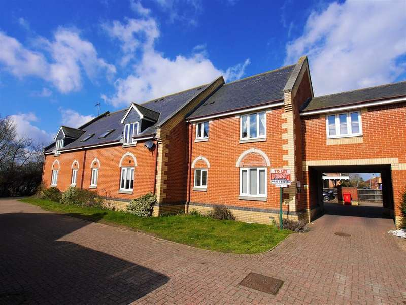1 Bedroom Flat for rent in Millfield House, Wilson Road, Hadleigh, Suffolk