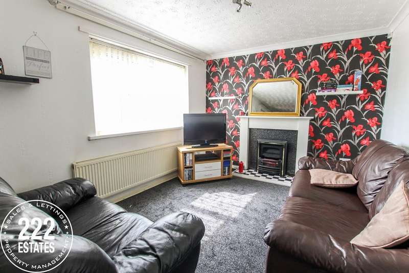 3 Bedrooms Terraced House for sale in Grasmere Avenue, Warrington, WA2