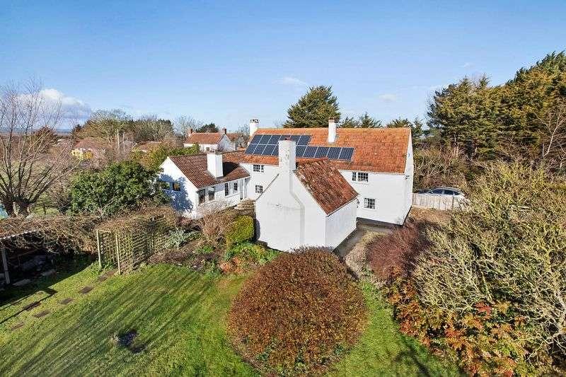 4 Bedrooms Property for sale in Ham Lane, Stretcholt, Nr. Bridgwater
