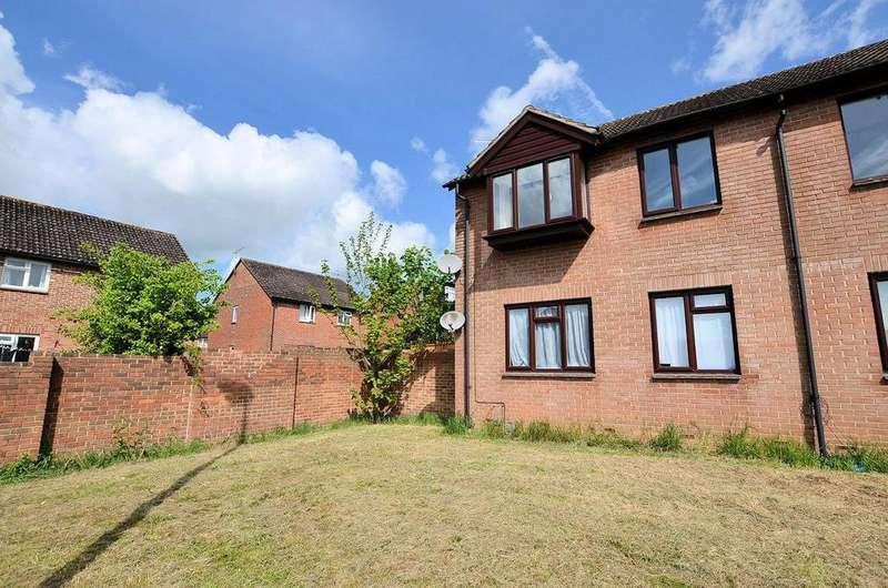 1 Bedroom Maisonette Flat for sale in Porlock Place, Calcot, Reading