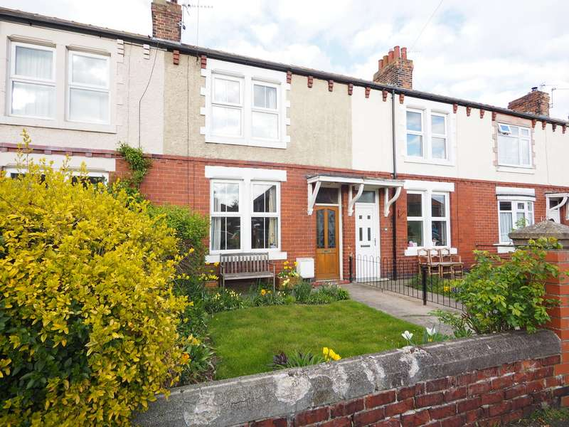 2 Bedrooms Terraced House for sale in Romany Road, Great Ayton TS9