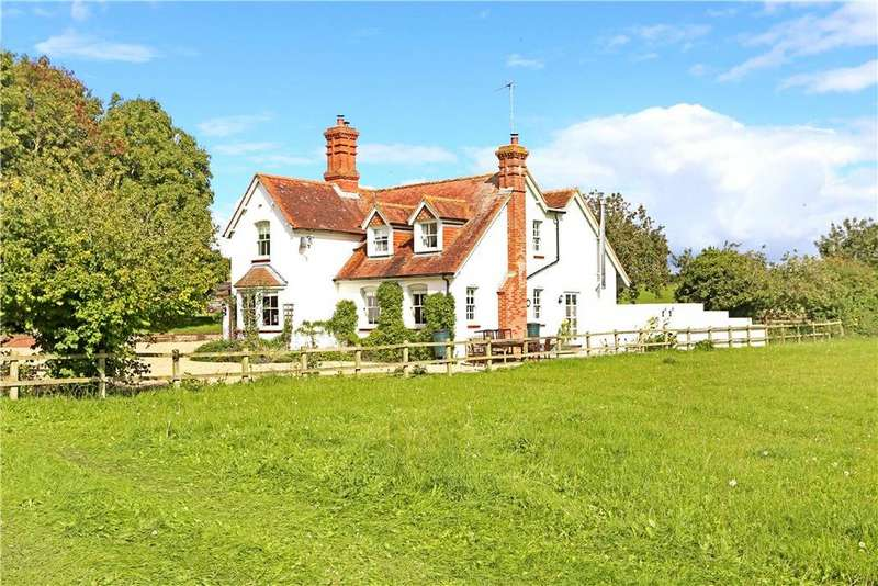 6 Bedrooms Detached House for sale in Lower Whitehill, Overton, Basingstoke, Hampshire, RG25