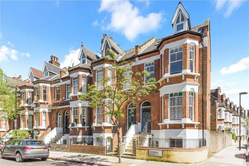 5 Bedrooms Terraced House for sale in Horsell Road, Highbury, London, N5