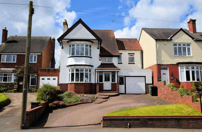 5 Bedrooms Detached House for sale in Long Lane, Halesowen