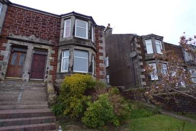 1 Bedroom Flat for rent in Weston Terrace, West Kilbride