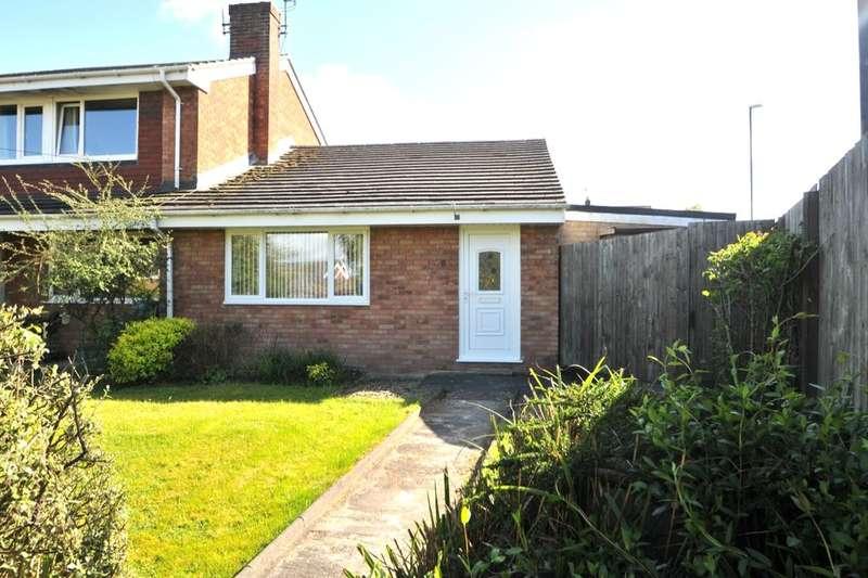 2 Bedrooms Bungalow for sale in Box Walk, Keynsham, Bristol, BS31