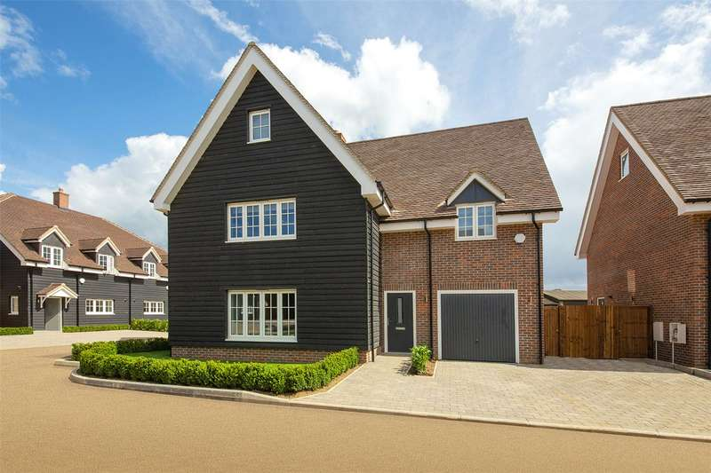 5 Bedrooms Detached House for sale in The Chestnut At The Ridings, Hilfield Lane, Aldenham, Hertfordshire, WD25