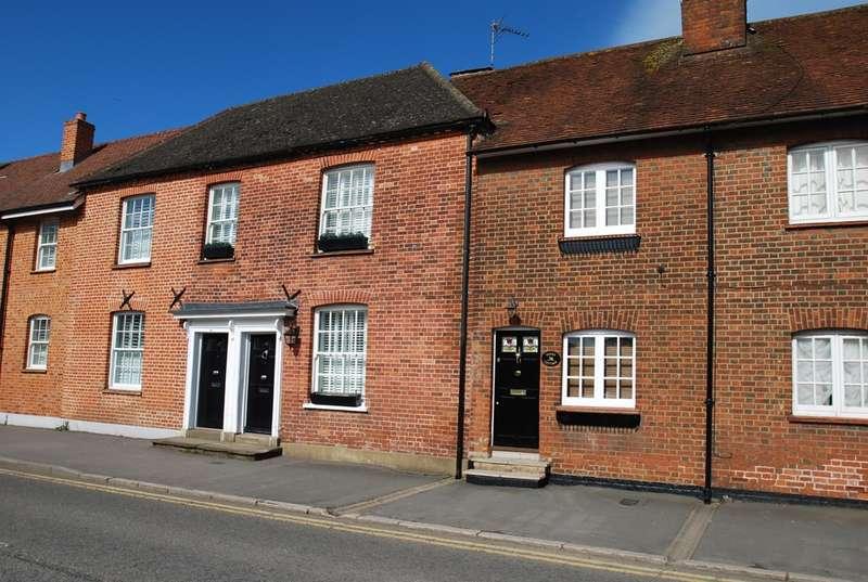 2 Bedrooms Terraced House for sale in Aylesbury End, Beaconsfield, HP9